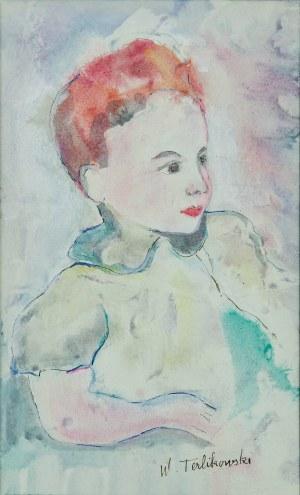 Włodzimierz TERLIKOWSKI (1873-1951), Dzieciaczek
