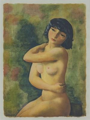 Mojżesz KISLING (1891-1953), Akt