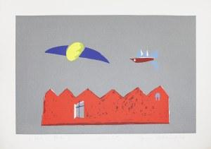 Janusz ANTOSZCZYK (ur. 1958), Polskie ptaki, 1996