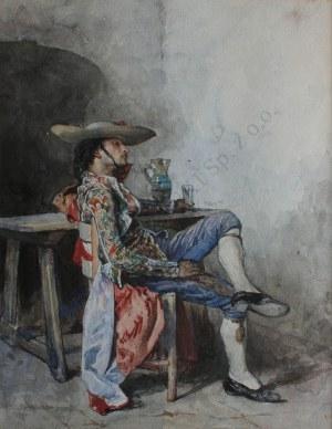 José Jiménez Aranda (1837-1903), Hiszpan (1872)