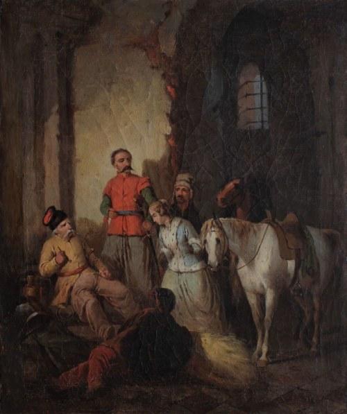 Józef Brodowski (1772-1853), Branka