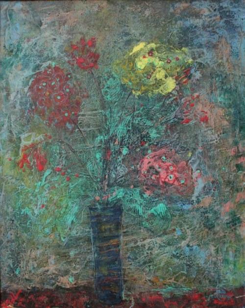 Maksymilian Feuerring (1896-1985), Kwiaty w wazonie