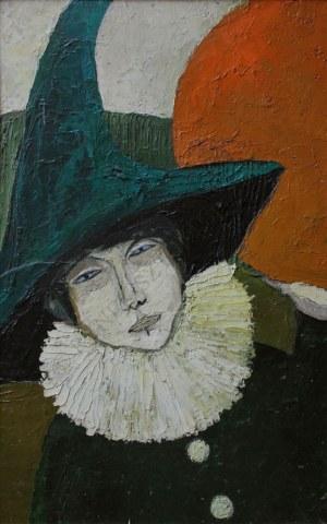 Krystyna Liberska (1926-2010), Arlekin