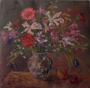 Christo Stefanoff Mendoly (1898-1966), Kwiaty w wazonie (1947)