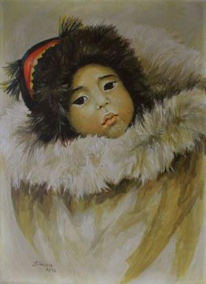 Danuta Muszyńska-Zamorska (ur. 1931), Eskimosek (1976)