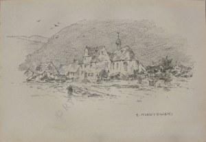 Erich Nikutowski (1872-1921), Widok miasta
