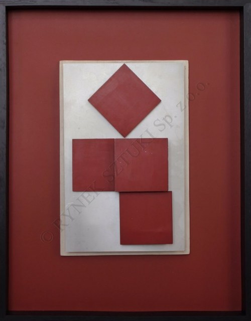 Henryk Stażewski (1894-1988), Relief multiple (1967)