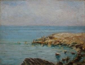 A. Stringano(XX w.), Skaliste wybrzeże