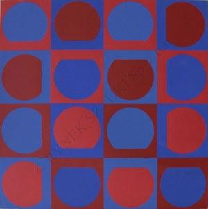 Victor Vasarely (1906-1997), Bez tytułu