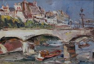Józef Wasiołek (1921-2008), Pont St.Michel