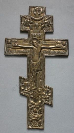 Krzyż prawosławny (Rosja, XIX/XX w.)