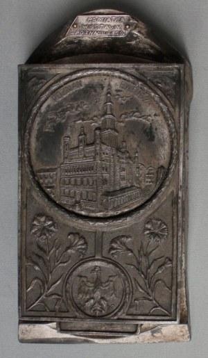 Oprawa notatnika-Pamiątka z Wystawy w Poznaniu 1929, (Polska, 1929)