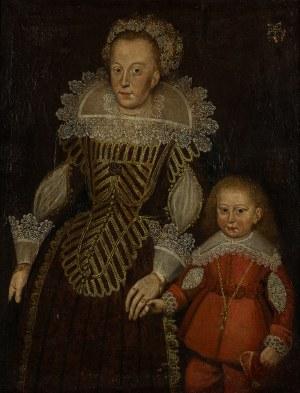 MN (XVII w.), Para portretów rodowych
