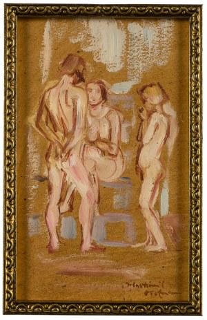 Wlastimil Hofman (1881 Praga - 1970 Szklarska Poręba), Trzy akty