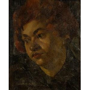 Jan Karmański (1887-1958), Głowa kobiety