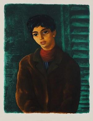 Mojżesz Kisling (1891 - 1953), Portret chłopca