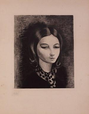 Mojżesz Kisling (1891 - 1953), Portret damy