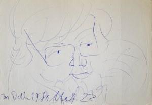 Jan Dobkowski, Bez tytułu, 1980
