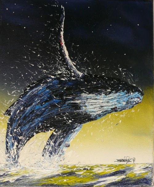 Bartłomiej Baranowski, Whale