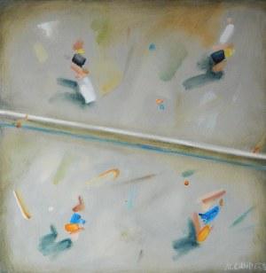 Michał Cander, W stronę abstrakcji