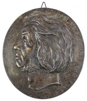 MEDALION, ADAM MICKIEWICZ, k. XIX w.