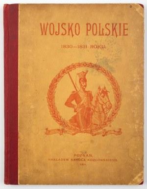 WOJSKO POLSKIE 1830-1831 ROKU