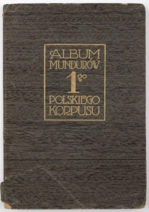 ALBUM MUNDURÓW 1GO POLSKIEGO KORPUSU
