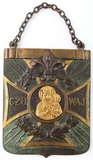 RYNGRAF HARCERSKI, Polska, Warszawa, Chojnowski, ok. 1935