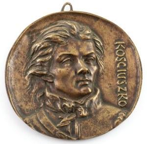 TADEUSZ KOŚCIUSZKO, XIX / XX w.