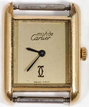 ZEGAREK DAMSKI NA RĘKĘ, Cartier, XX w.