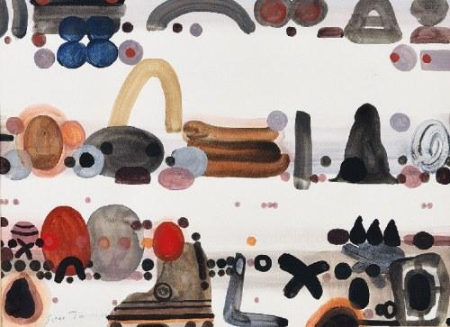 Jan TARASIN (1929-2009), Bez tytułu
