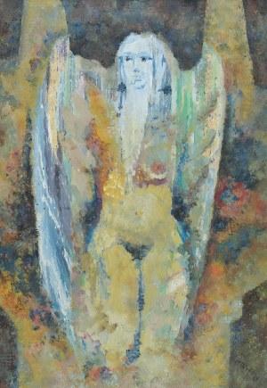 Otto AXER (1906-1983), Anioł, 1969