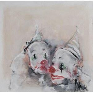 WAHL ALICJA (ur. 1932), Clowny