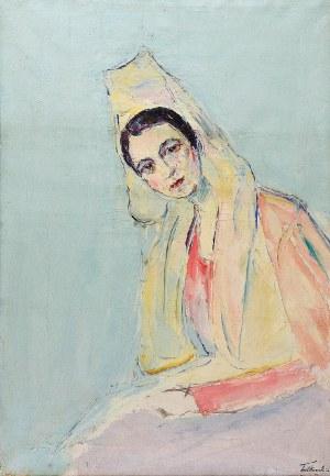 Włodzimierz TERLIKOWSKI (1873-1951), Hiszpańska piękność [Hiszpańska tancerka]