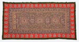 Tkanina dekoracyjna do ekspozycji militariów