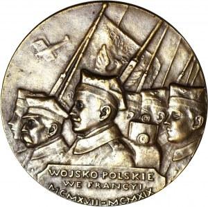 Jenerał Józef Haller, Medal 1919, 47 mm