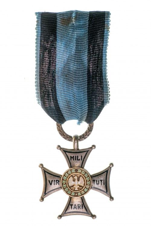 Krzyż Virtuti Militari, wykonanie moskiewskie