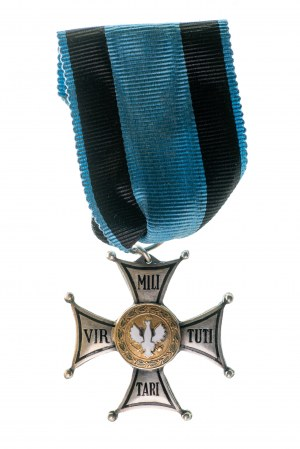 Krzyż Virtuti Militari, wykonanie Delande