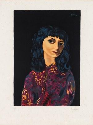 Mojżesz Kisling, Portret brunetki