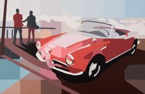 Jakub Napieraj, Czerwone Alfa Romeo, 2019