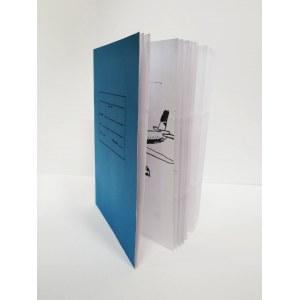 Wilhelm Sasnal, obiekt: zeszyt szkolny 16- kartkowy, 1999
