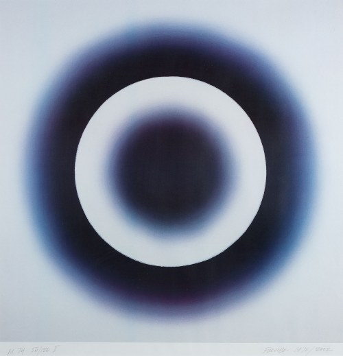 Wojciech Fangor, M 74, 1968/2002