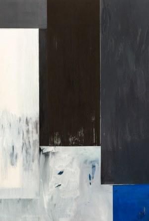 Jagoda ZYCH, Czarne okno II, 2017
