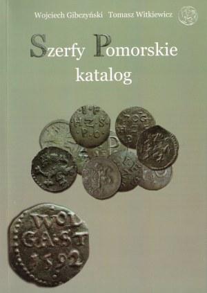 Szerfy Pomorskie katalog