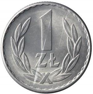 1 złoty 1965