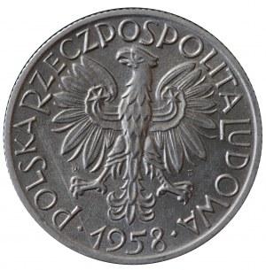5 złotych 1958