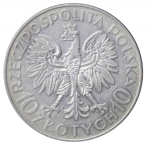 10 złotych 1933