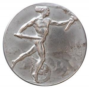 Medal upamiętniający Paula v. Breitenbach, dyrektora niemieckich kolei
