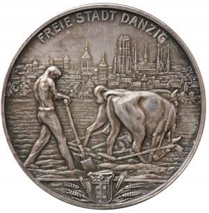 Medal Gdańsk - 35 lat pracy w rolnictwie