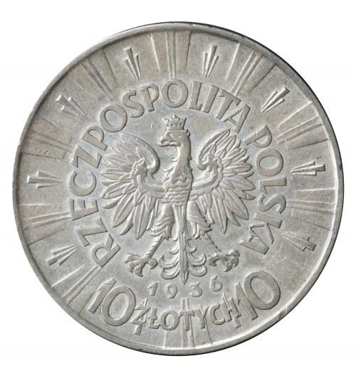 10 złotych 1936